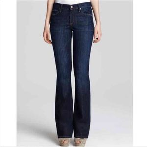 COH Amber #263 stretch High Rise Bootcut Jeans 26